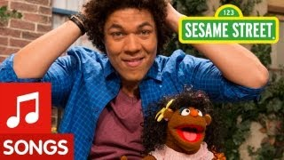 Sesame Street I Love My Hair Song Mando 39 s Spanish Version