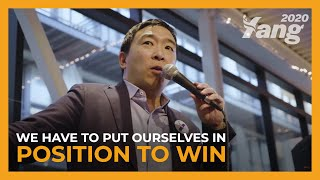 We Have to Put Ourselves in Position to Win | Andrew Yang in Chicago