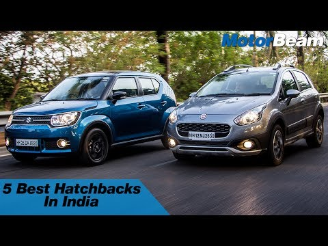 Top 5 Best Hatchbacks In India | MotorBeam