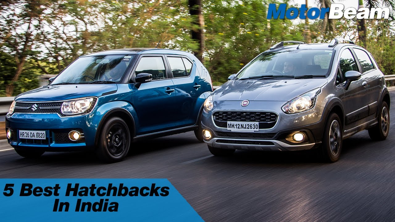Top 5 Best Hatchbacks In India  MotorBeam  YouTube