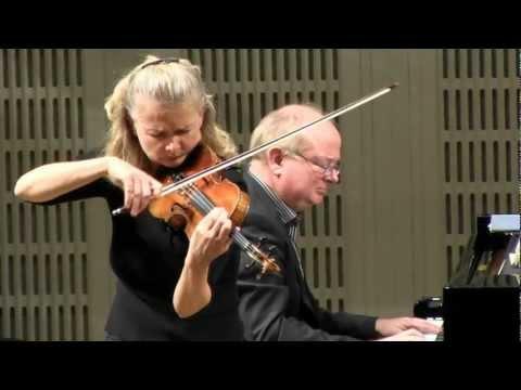Carmen Variations  by Pablo de Sarasate  Elisabeth Kropfitsch: