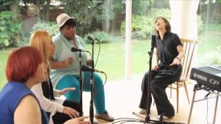 """絢香 Ayaka - """"LA・LA・LA LOVE SONG"""" 音楽で遊んでみた (Studio Session LIVE)"""