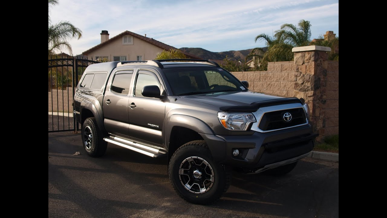 New Toyota Tacoma >> 2014 Toyota Tacoma TRD OFF ROAD после тюнинга - YouTube