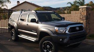 2014 Toyota Tacoma TRD OFF ROAD после тюнинга