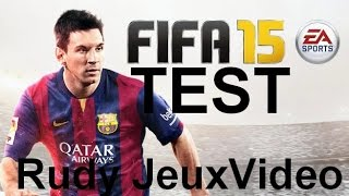 Test Fifa 15: Real Madrid vs Barcelone [PS3]