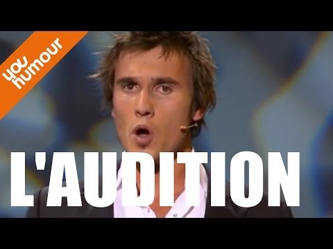 SEBASTIEN GIRAY : L'audition