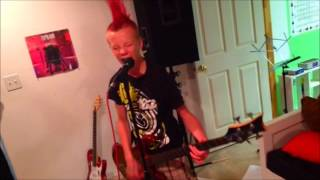 """Good Charlotte """"The Anthem"""" Cover By Ryan Watson"""