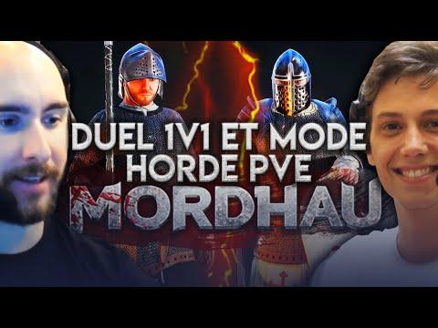 Vidéo d'Alderiate : [FR] ALDERIATE & KENNY - MORDHAU - DUEL 1V1 ET MODE HORDE PVE