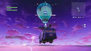 Live reaction to the cube forming in fortnite!!!