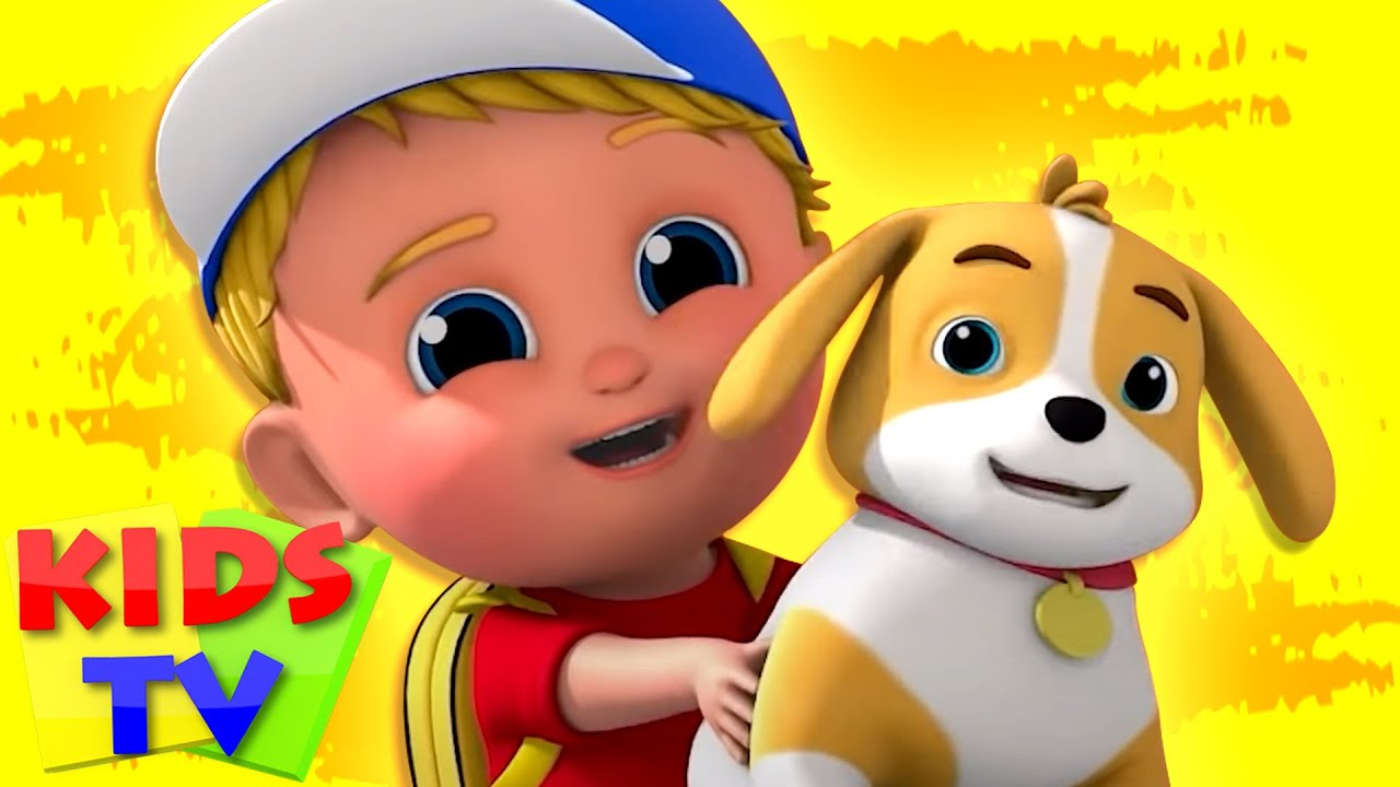 My Pet Song | Animal Song | Pet Song for Kids | Junior Squad | Kids Tv Nursery Rhymes & Baby Songs
