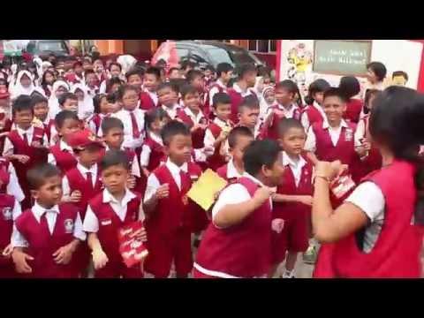 Milkuat Dance Competition SDN Cibinong 05