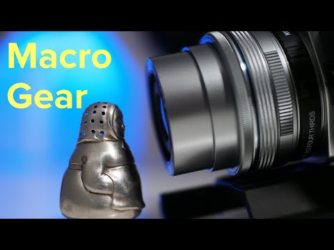 Macro Photography Equipment - 9 TIPS