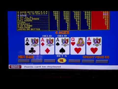 9 6 Double Bonus Video Poker