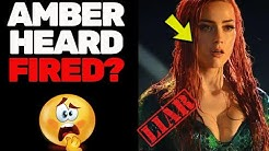 Report: Amber Heard FIRED 2 Weeks Ago! Who Will Replace Her In Aquaman 2?