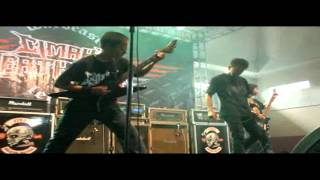 Guttural Disease at Cimahi Deathfest Chapter II (COVER  Gorgasm - Decapitation Sodomy)