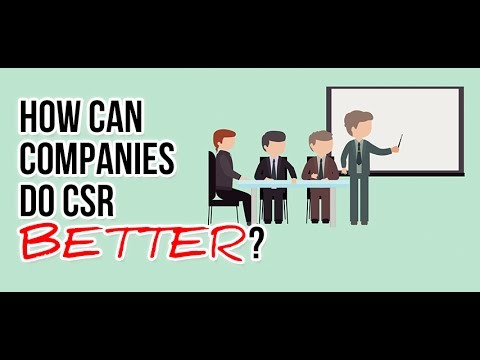 [Infographic] How to do effective Corporate Community engagement work & CSR?