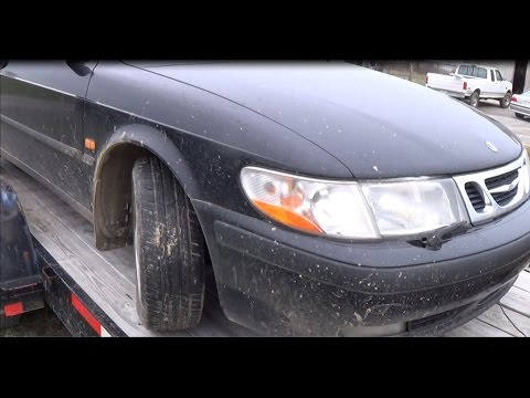 1999 Saab 9 3 Axel Repair Day 1