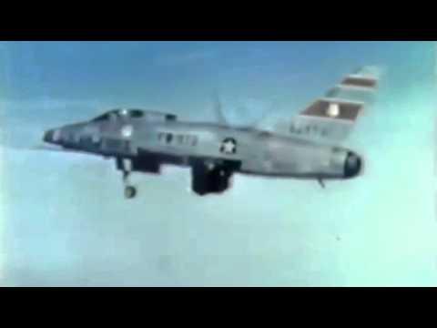 F-100 Super Sabre Demo Test Flight by Bob Hoover