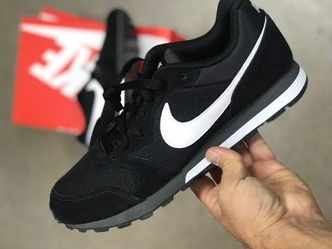 Nike MD Runner 2 (749794-010) Мужские кроссовки #nike
