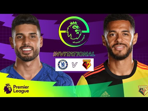 Emerson Palmieri vs Andre Gray | Chelsea vs Watford | ePremier League Invitational | FIFA 20