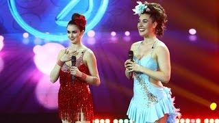 """Maria & Carmen - """"Les Bunheads"""", Cel Mai """"nebun"""" Dans De Salsa!"""