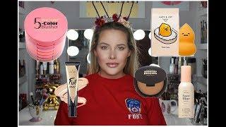 Testing AMAZON Makeup | Brittany Elizabeth
