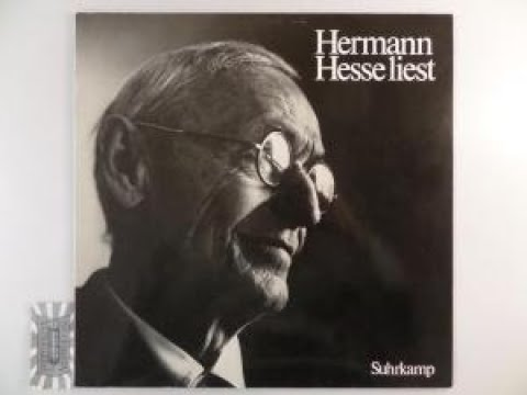 HESSE liest HESSE - Im Nebel (Originalaufnahme)
