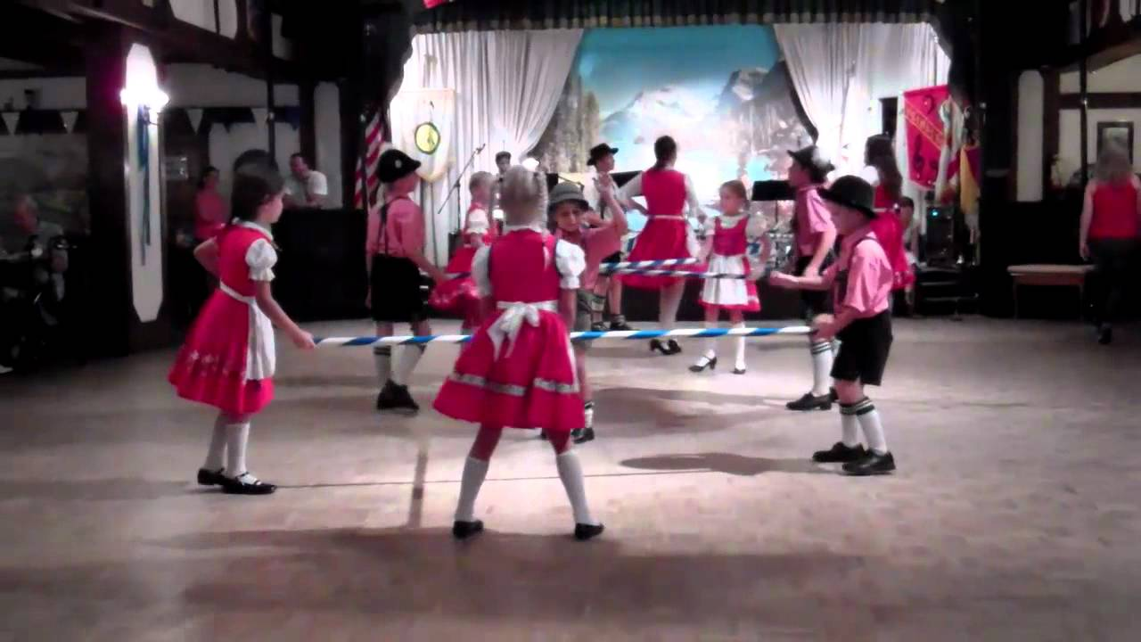 children u0027s german folk dance youtube