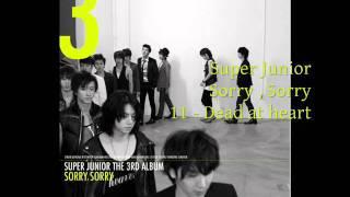 Super Junior - Dead at heart