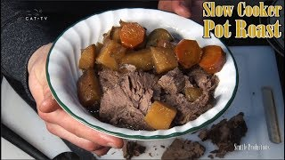 How to Cook a Pot Roast in a Slow Cooker