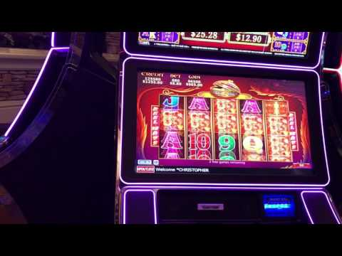 5 Treasures Slot Machine Major Progressives and HANDPAY green valley ranch