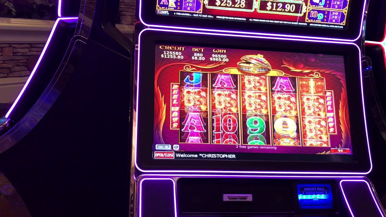 Green valley ranch slot machines hide ip gambling