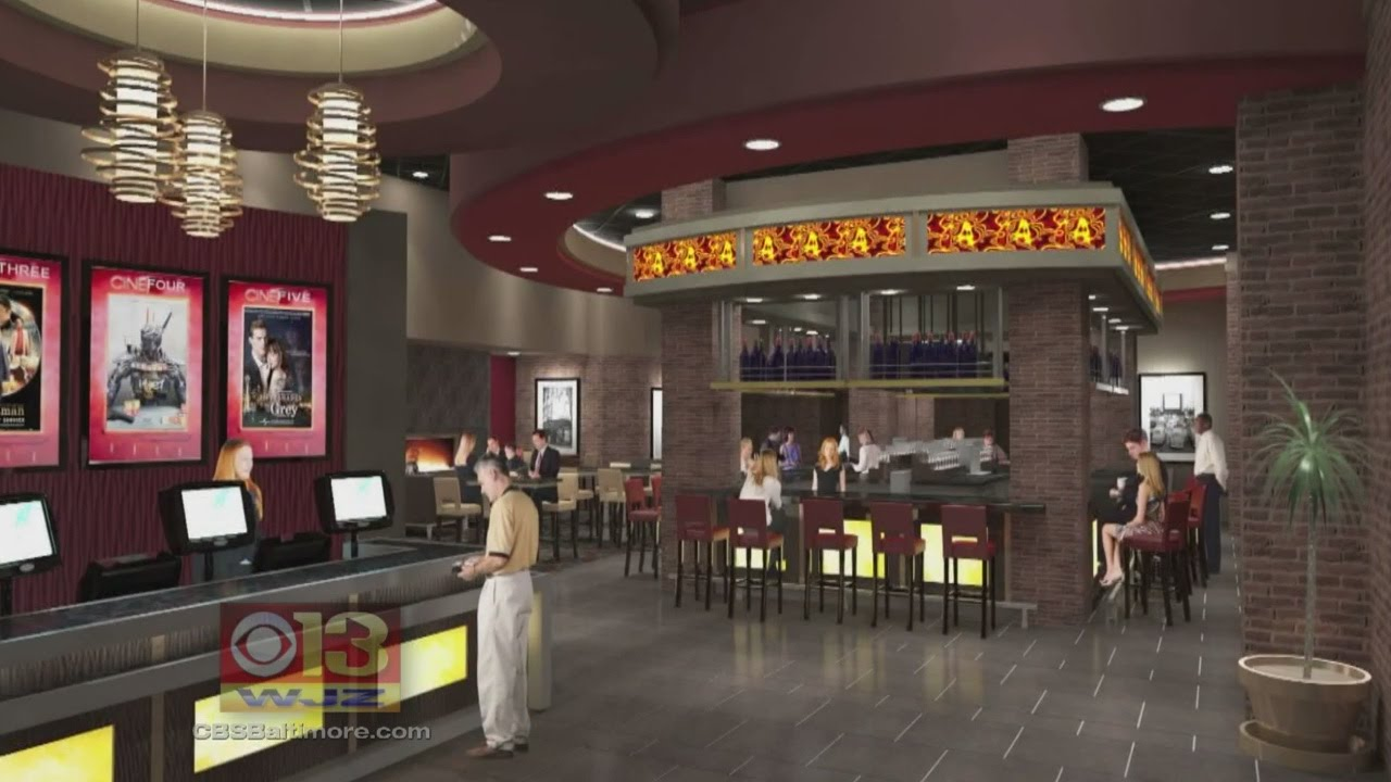 Cinebistro Brings Food Entertainment Jobs To Baltimore