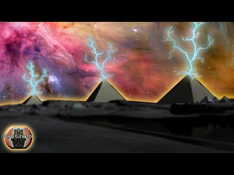 INTO THE GREAT PYRAMIDS : 880 hz+1052 hz  For Super Consciousness Meditation | 33 HZ FREQUENCY MUSIC