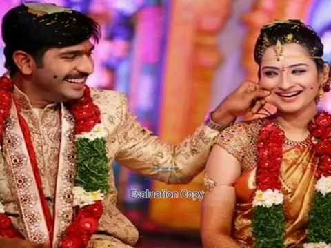 Telugu TV Actors Who Married Their Co Actress