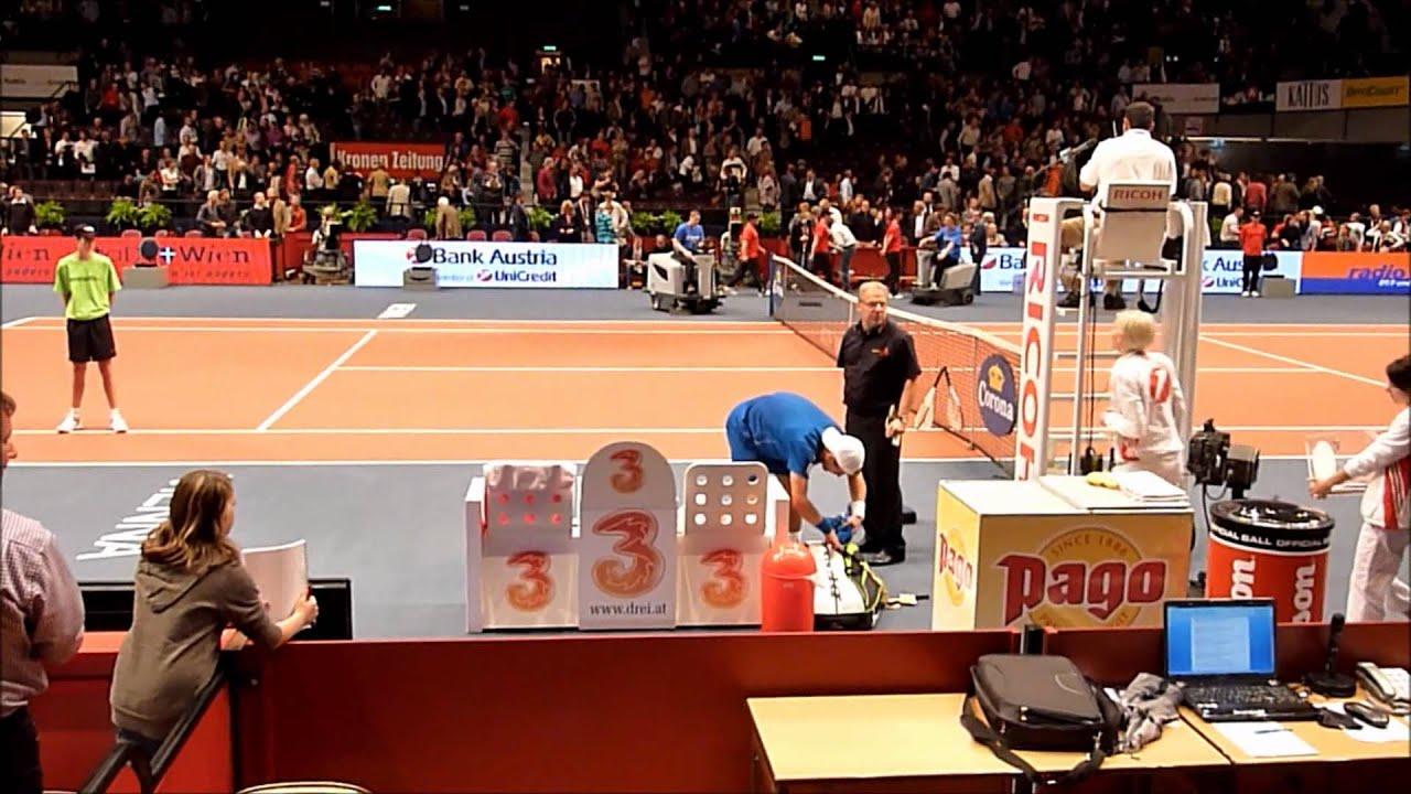 Tennis ATP Vienna Scores - ATP - Singles Live