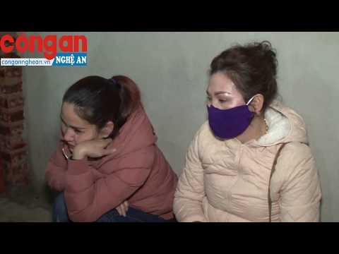 74 con bạc sát phạt nhau ở quê lúa Yên Thành