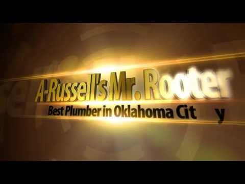 Drain Cleaning Oklahoma City (405) 947-3100 | A-Russell's Mr Rooter Plumbing