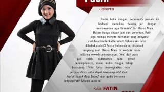 Fatin Shidqia Lubis - Mercy (versi i tunes)