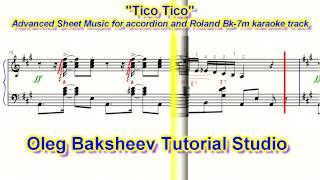Tico Tico no Fuba  Accordion PRO Review.