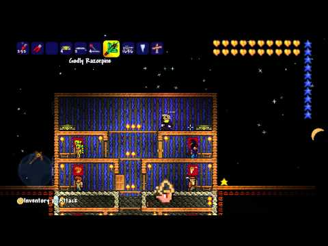 terraria how to use teleporters