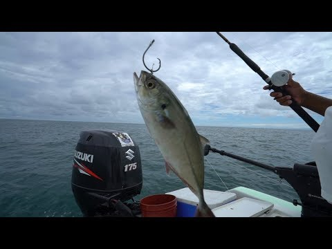 Deep Sea Trophy Fishing In Costa Rica!