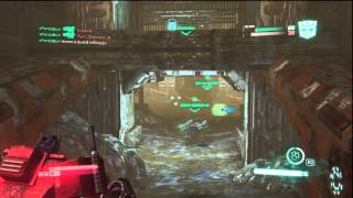 G1 Optimus Prime - Transformers Fall of Cybertron Multiplayer Gameplay