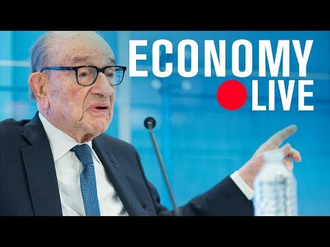 Alan Greenspan: The Bubble Economy — Is This Time Different? | LIVE STREAM