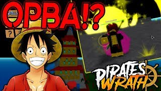 OPBA IS BACK!? ONE PIECE PIRATES WRATH! | ROBLOX | Builderboy TV