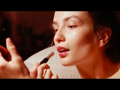 Watch Model Andreea Diaconu Get Ready in 30 Seconds