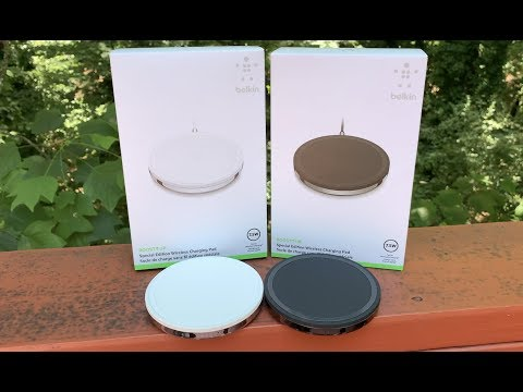 Belkin Boost Up Special Edition Wireless Charging Pad - Unboxing & Review