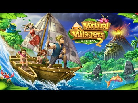 Virtual villagers origins 2 android gameplay youtube for Vv origins 2 artisanat