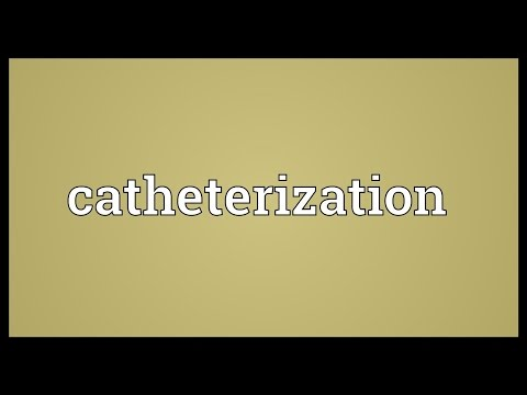 Catheter definition – Trump