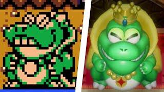 Zelda: Link's Awakening - All Special Nintendo Characters Comparison (Switch vs DX)